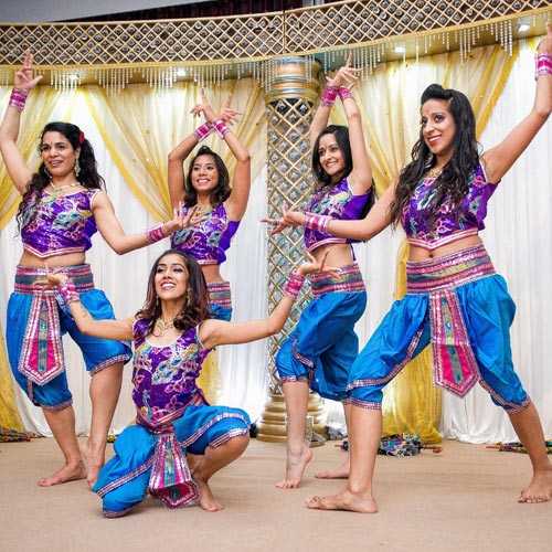 Hire Indian Bollywood Dance Entertainment