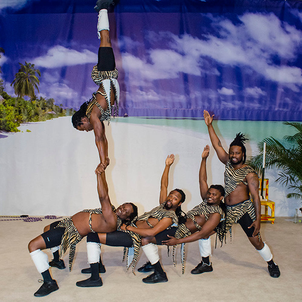Hire African Entertainers
